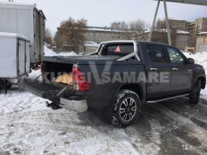 Крышка с дугой безопасности для Toyota Hilux Revo
