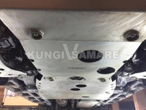 Защита двигателя 2 часть. Аvenger 4x4, Тайланд, сталь 4мм.