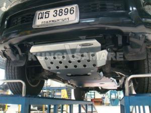 Защита двигателя (часть 1, фронтальная)