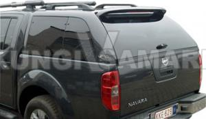 Кунг XTС для Nissan Navara