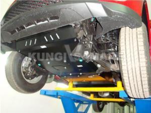 Защита картера двигателя/радиатора