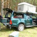 Кунги, крышки и другие аксессуары для Toyota Hilux